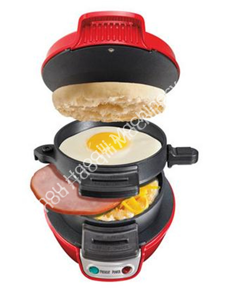 household automatic mini hot dog machine breakfast machine sausage machine a toaster toaster. Black Bedroom Furniture Sets. Home Design Ideas