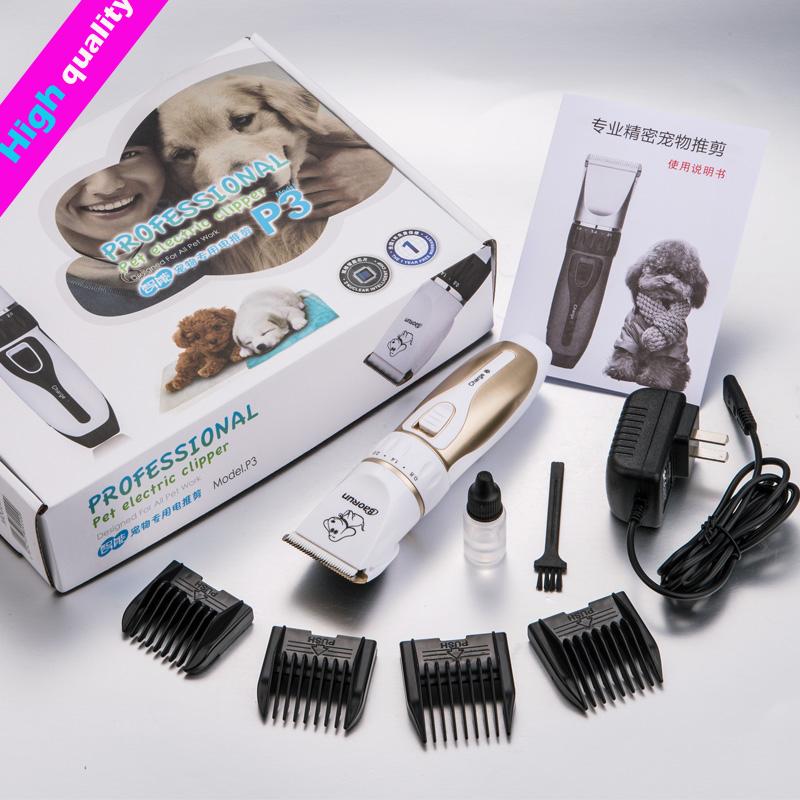 cut hair machine for dogs
