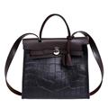 Casual crocodile Women Handbags High Quality PU leather women ladies shoulder bags Luxury Crossbody Messenger Bag
