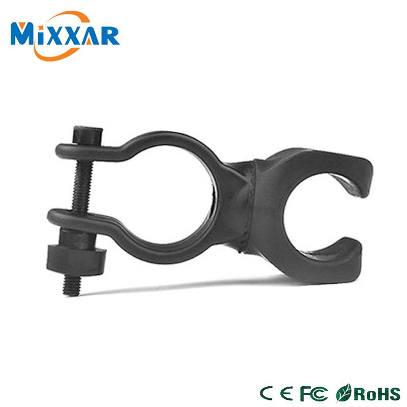 ZK90 Universal Bicycle Car Bracket Phone Holder Stand 360 Degrees Rotation Holder For Bike Light Flashlight Mount Bracket(China (Mainland))