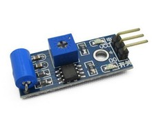 SW-420 Normally Closed Vibration Sensor Module for Alarm System DIY Smart Vehicle Robot Helicopter Airplane Aeroplane Boart Car(China (Mainland))
