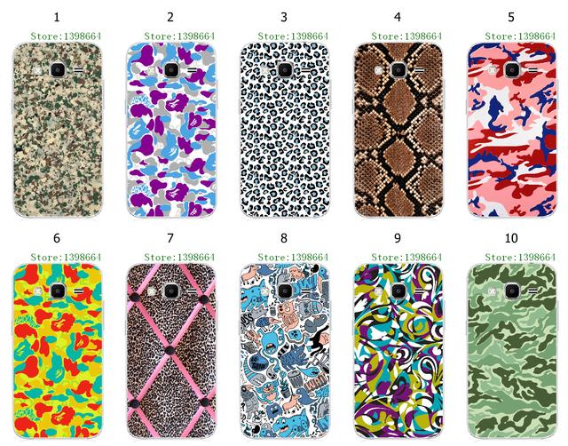Etui Samsung J3 Floral Abstraction różne wzory