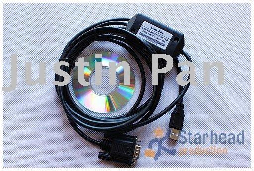 USB-PPI USB/PPI Programming Cable for Siemens S7-200 PLC,PC/PPI (PCPPI) USB Version 6ES7 901-3DB30-0XA0 Win7(China (Mainland))