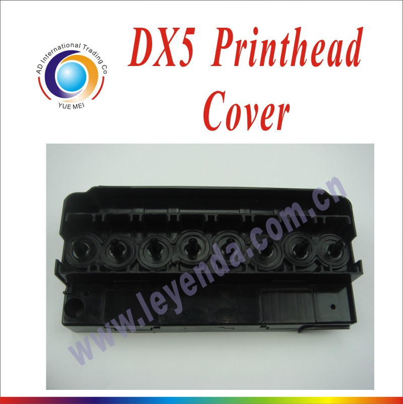 original F186000 DX5 printhead cover for Mimaki/Allwin/Galaxy Eco solvent printing machine(China (Mainland))
