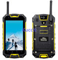 New 2014 M8 Shockproof rugged smartphone PTT two way Radio MTK6589 IP68 Waterproof Android Phone GPS
