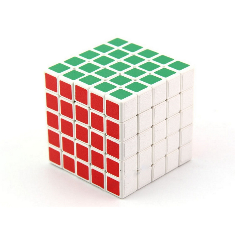 5x5x5 Puzzles Magic Cubes for Kids Child Educational Toys Professional Game Cubes Speed Cubo Magico(China (Mainland))