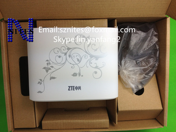 Brand ZTE ZXA10 F401 EPON ONU ONT With Single Lan Port Apply to FTTH Modes,English interface