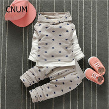 Clothing Sets For Toddler Girls Clothes Autumn Girls Cotton Sets New Girls Kids Fashion 2016 Outfit Clothes Set Suit 3Pcs