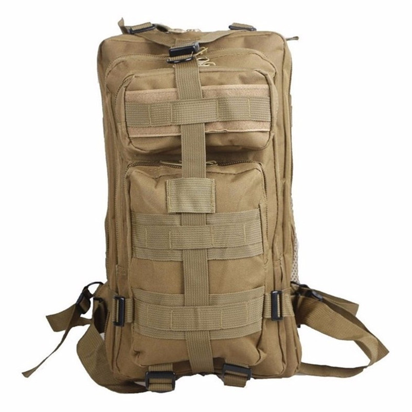 Hot Sale Super High quality Men Women Outdoor Military Army Tactical Backpack Molle Camping Hiking Trekking Camouflage Bag D511(China (Mainland))