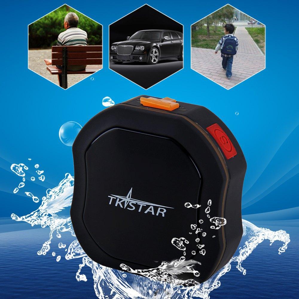 2015 Newest Personal TK STAR LK109 Waterproof IPX6 Mini GSM / GPS Tracker SOS Communicator for Children / Pets / Cars/ Vehicle(China (Mainland))