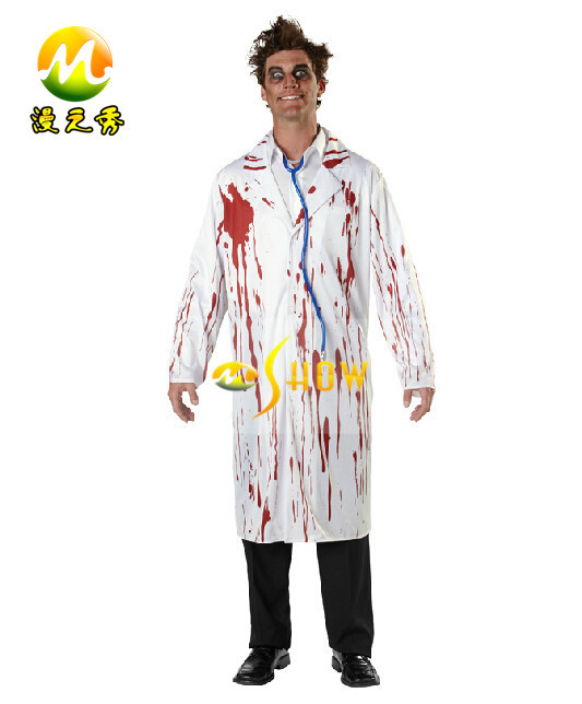 scary teen doctor costume