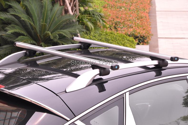 Rail car roof luggage rack luggage rack crossbars for Mitsubishi Pajero Outlander
