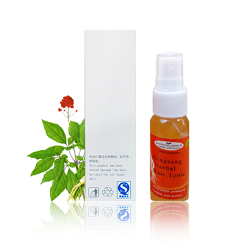 Best Ginseng ginger Hair loss product faster hair regrowth liquid stop hair loss serum hair treatment 30ml