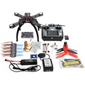 F14891 D 310 mm Carbon Fiber Frame DIY GPS Drone FPV Multicopter Kit Radiolink AT10 2