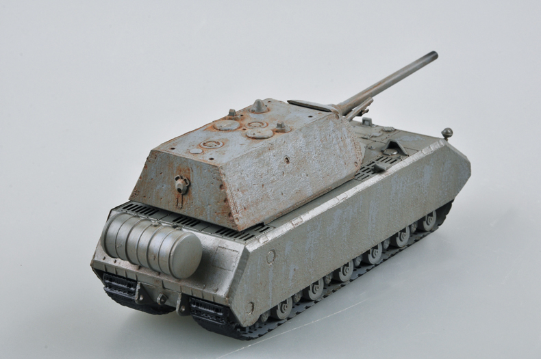 EASY MODEL scale model 36606 1/72 scale tank German Army Maus Heavy Tank products model finished model does not need to assemble(China (Mainland))
