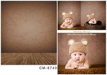 Custom Wooden Floor Backgrounds For Newbron Baby Horse Desk Background For Photo Studio Photography Backdrops