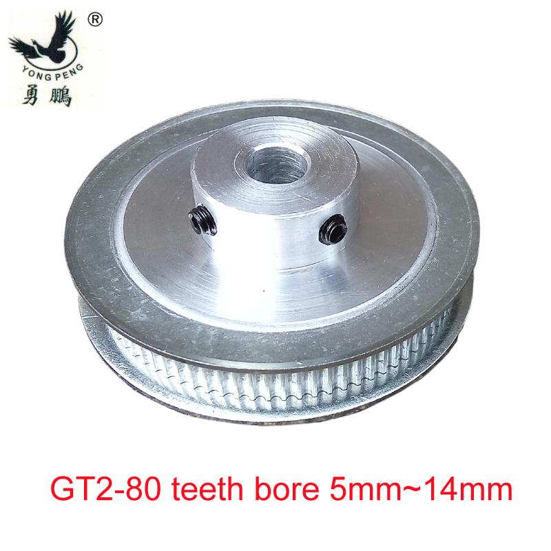 gt2 30 zahn zahnriemenscheibe für 6mm gürtel 3d drucker teile 5//8mm