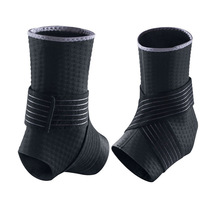 2015 new elastic bandage to protect bare ankles protective equipment sports basketball ankle sprain foot ankle pressure feathers(China (Mainland))