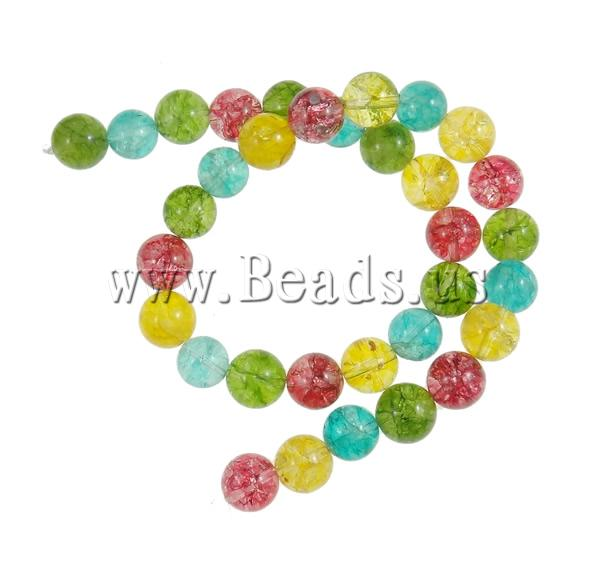 Free shipping!!!Crackle Quartz Beads,Brand, Natural Quartz, Round, 14mm, Hole:Approx 1.5mm, Length:Approx 15.7 Inch<br><br>Aliexpress