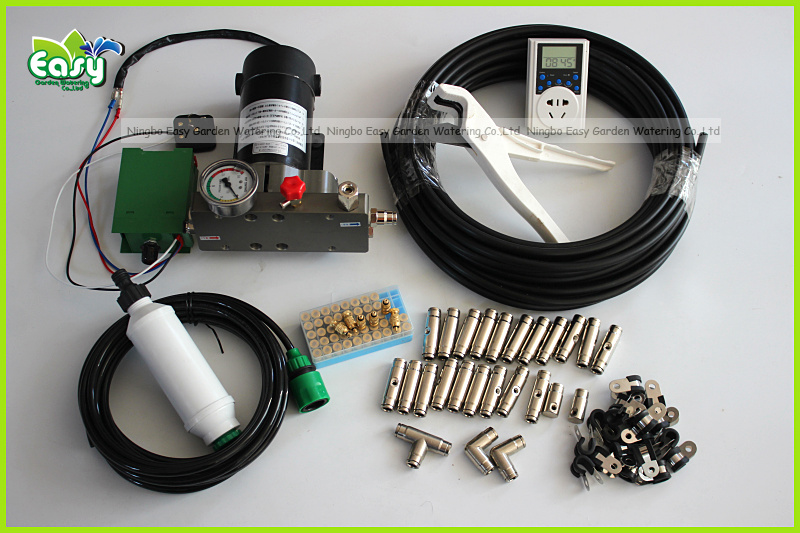 High Pressure Misting Systems : Popular outdoor misting systems buy cheap