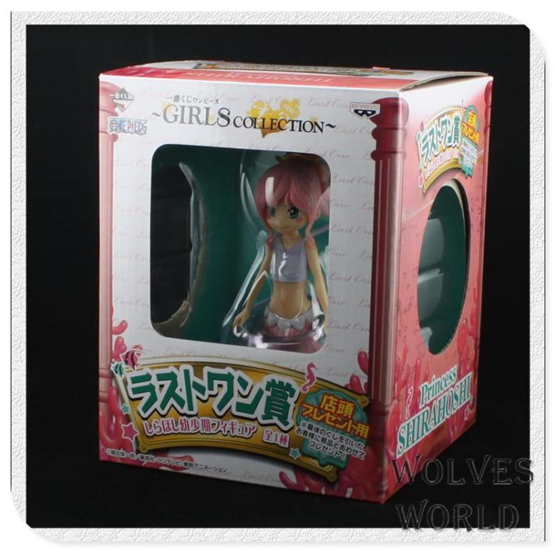Japan One Piece New World Anime Figuarts ZeroShirahoshi Action Figure PVC Boxed Model onepiece toys Limited Edition 0168(China (Mainland))