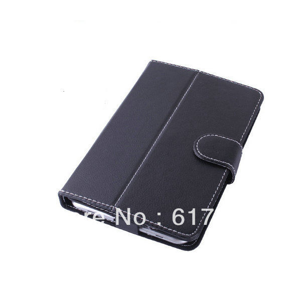 """Pink/Black Magic Leather Case+Free Film For 10.1"""" Toshiba Excite AT205 AT300 AT305 Tablet PC Free shipping"""