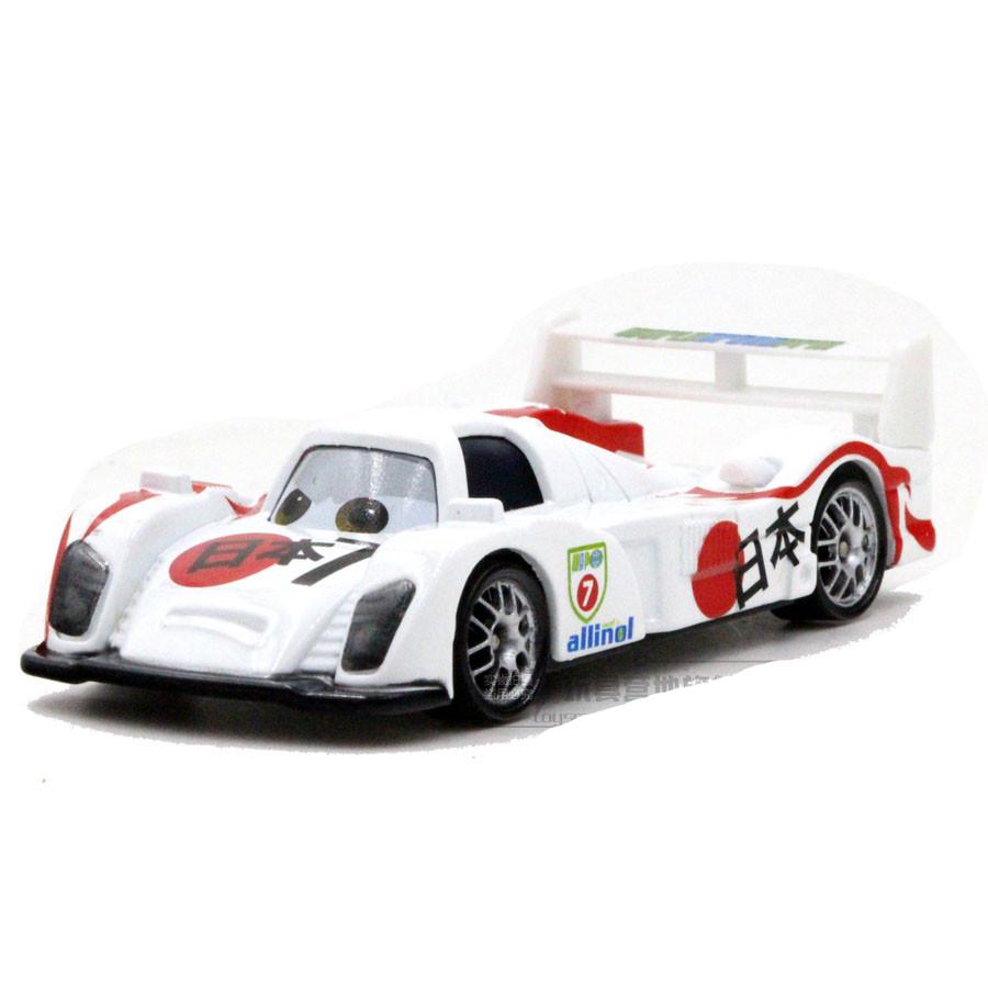 The Pixar Cars Japan Momotaro Metal Alloy/Plastic Diecast Toy Car 1:55 Quality goods brand kids toys(wanju026)(China (Mainland))