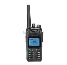 Free shipping portable Launch KIRISUN S780 UHF 400-470MHz Commercial Digital walkie talkie