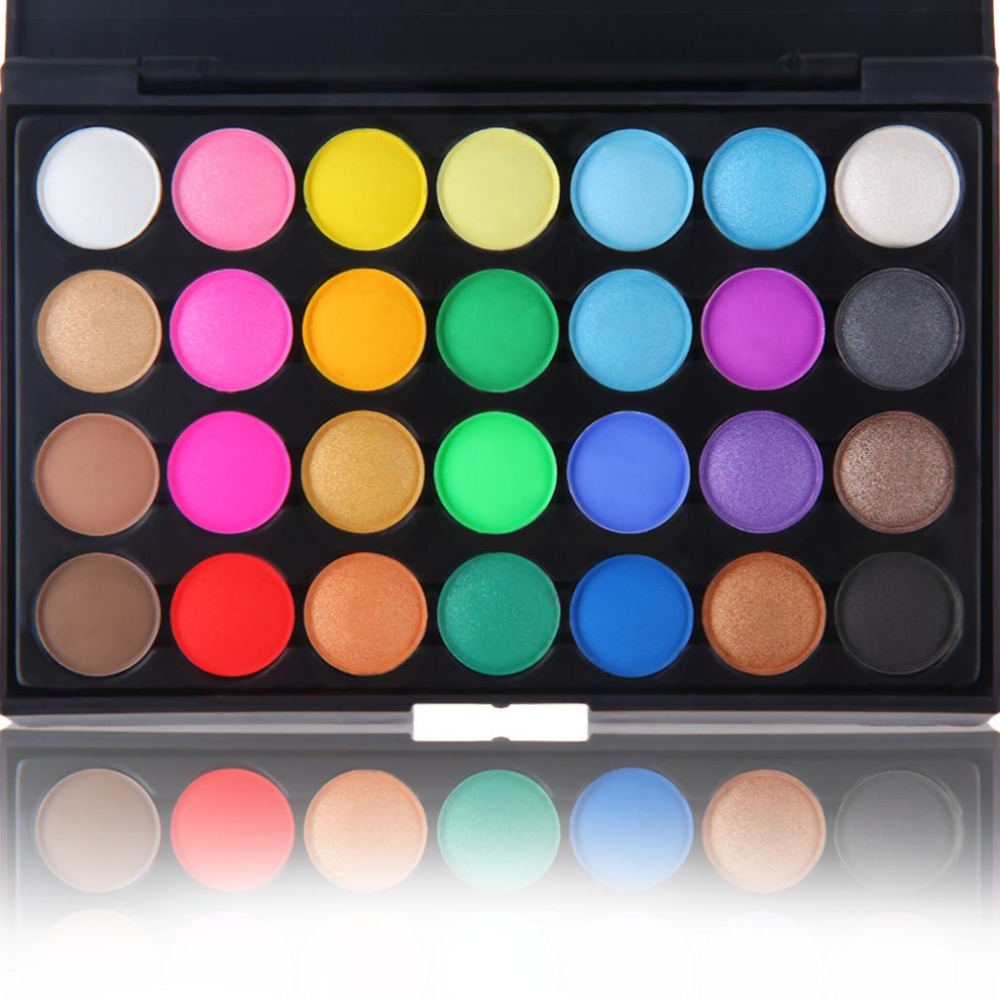 1PC 15 Color Professional Eyeshadow Palette With Brush Makeup Beauty Cosmetic Natural Long Lasting Eyeshadow Cream(China (Mainland))