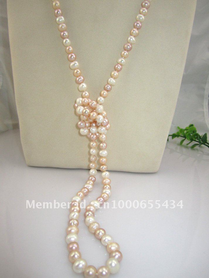 how to clean real pearl necklace