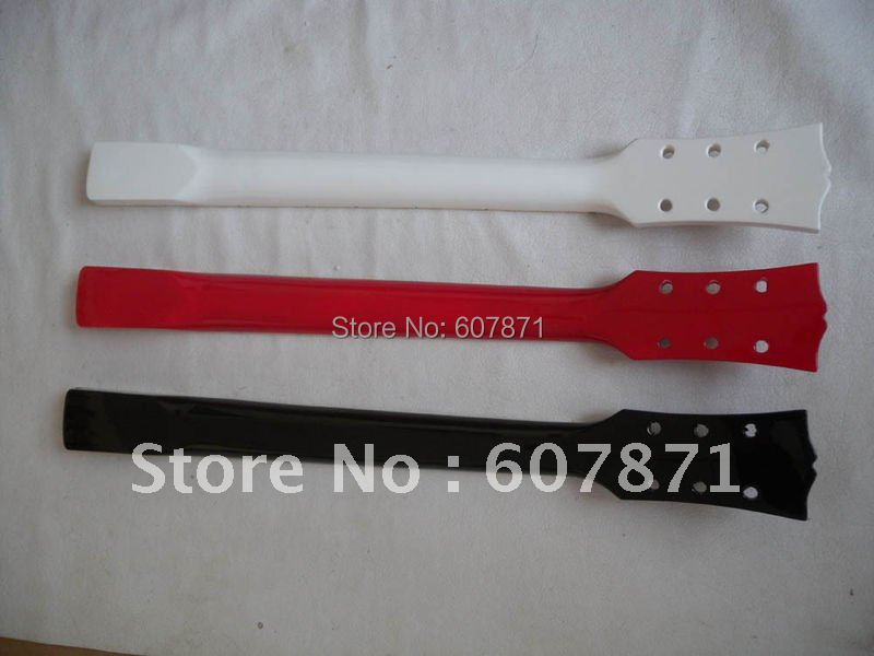 1pcs LP  red NEW high quality   Unfinished electric guitar neck  rose  wood  Fretboard 4#<br><br>Aliexpress