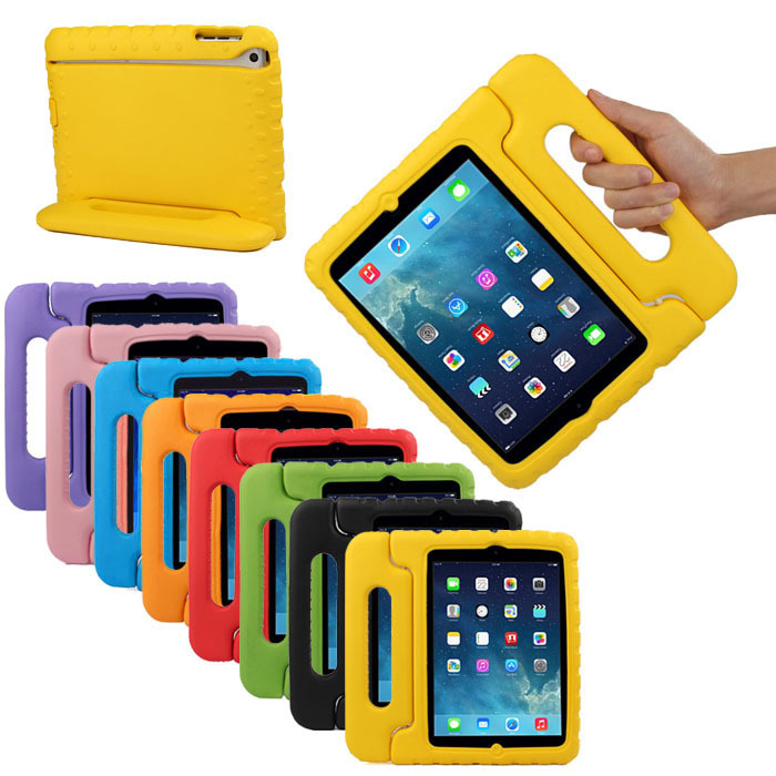 Goforward 2015 new 1PC Multifunction Kids Shock Proof Handle Protective Case For iPad Mini(China (Mainland))