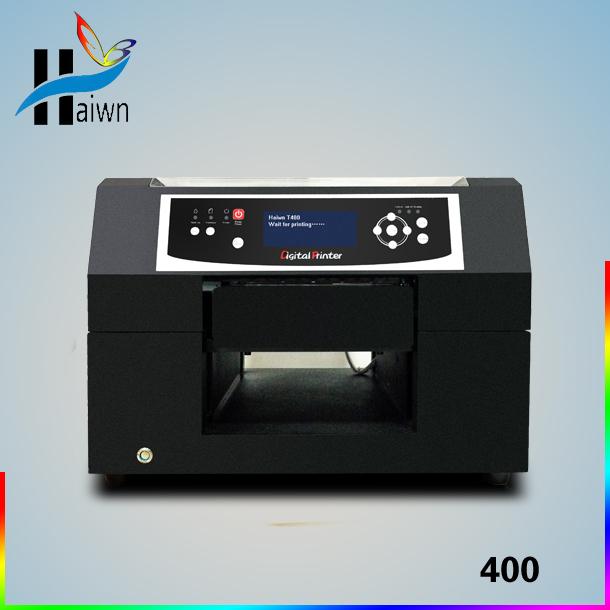 a4 pvc card printer stickers printer phone case printer with digital printing Haiwn -400(China (Mainland))