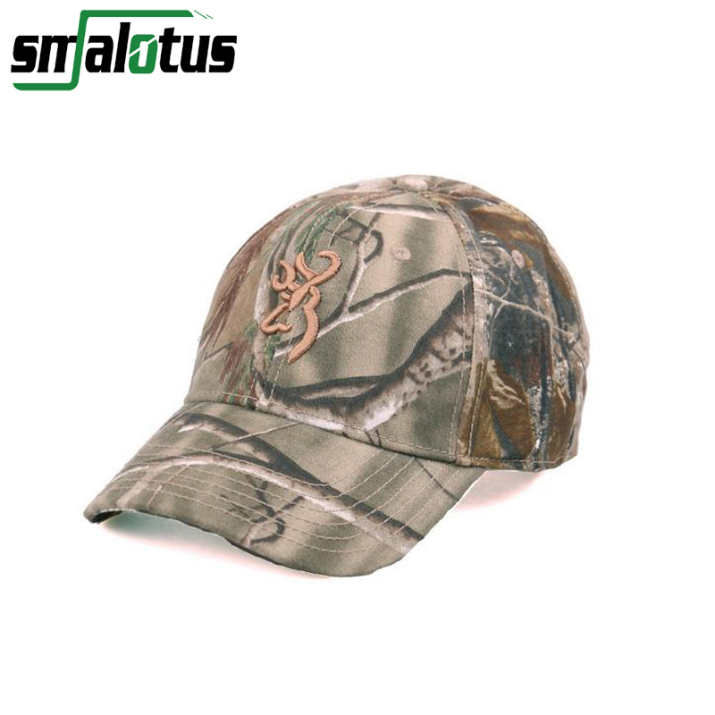 Men Women Military Tactical Outdoor Hunting Hat Bionic Camouflage Sun Fishing Hat Baseball Cap Camping Hiking Cycling Peaked Cap(China (Mainland))