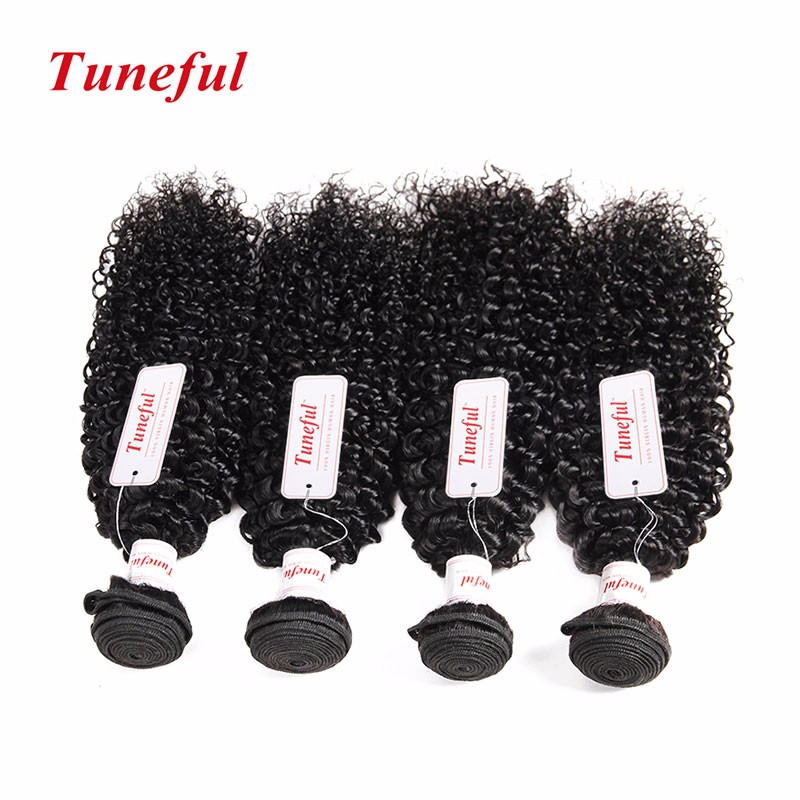 Evet Brazilian Virgin Curly Hair Weaves 1pc Alot 7a Unprocessed Virgin Hair Afro Kinky Curly Hair Bulk