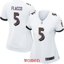 100% Elite men Baltimore Ravens WOMEN YOUTH KIDS HOT SALE NEW FAST SHIPPING 5 Joe Flacco,camouflage(China (Mainland))