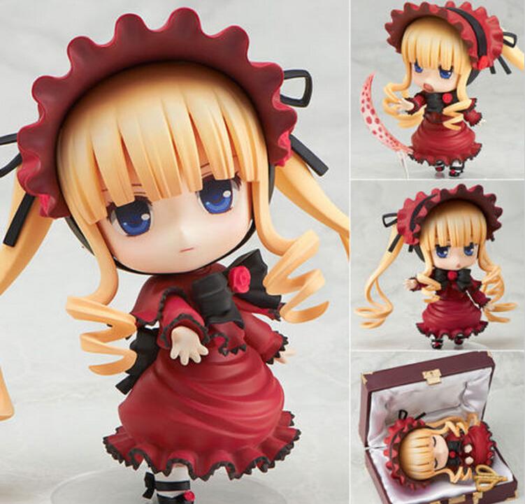 Nendoroid 364 Rozen Maiden Shinku Rozen Maiden Set Figure Good Smile Company(China (Mainland))