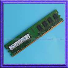 Samsung 2GB PC2-6400 DDR2-800 DDR2 800Mhz 240pin DIMM Desktop Memory 800 Low Density 2G RAM Upgrade Fully Test