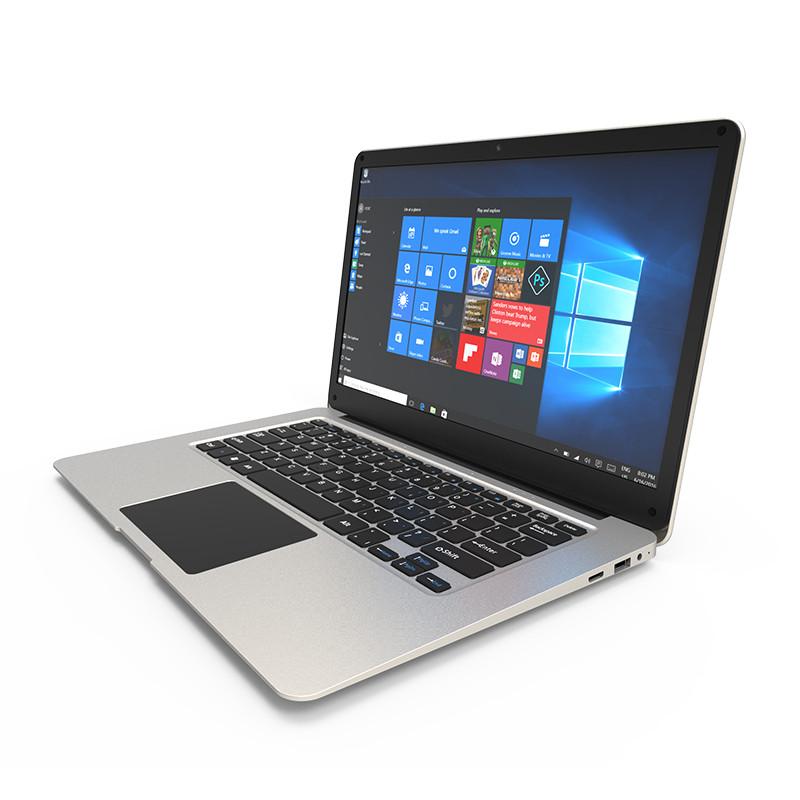 Jumper EZbook 3 Intel apollo N3350 Laptop 14 Inch Windows 10 Narrow Frame notebook computer 1920x1080 FHD 4GB 64GB ultrabook(China (Mainland))