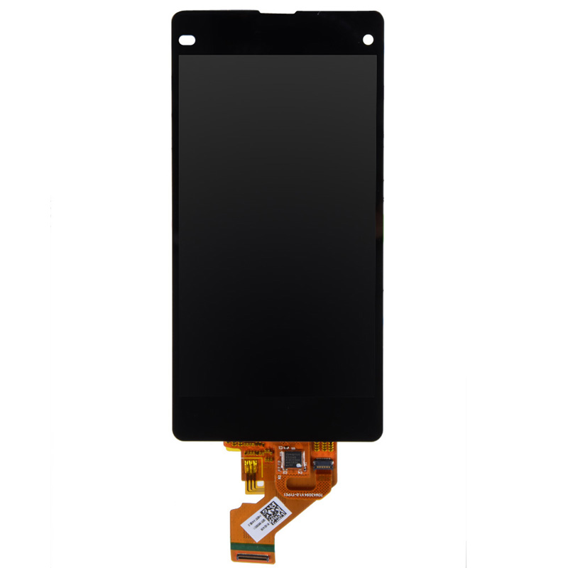 1pcs New LCD Screen For Sony Xperia Z1 Compact D5503 M51W LCD Display Digitizer Touch Screen Assembly BA388 T14 0.35(China (Mainland))