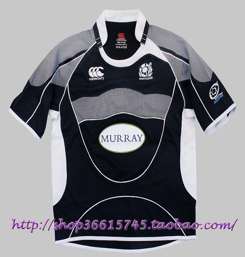 Canterbury Scotland rugby team jersey child models(China (Mainland))