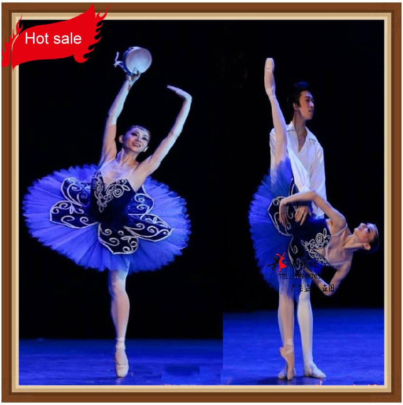 Здесь можно купить  Customize version,Adult child professional blue classical ballet hypertensiveperson costume tulle dress ballet dance clothes  Одежда и аксессуары