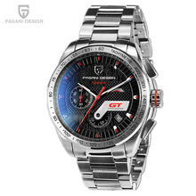 Watches New Arrival Men Top Brand Sports Stainless Steel Quartz Watch Relogio Masculino Pagani Design Montre Homme 2016