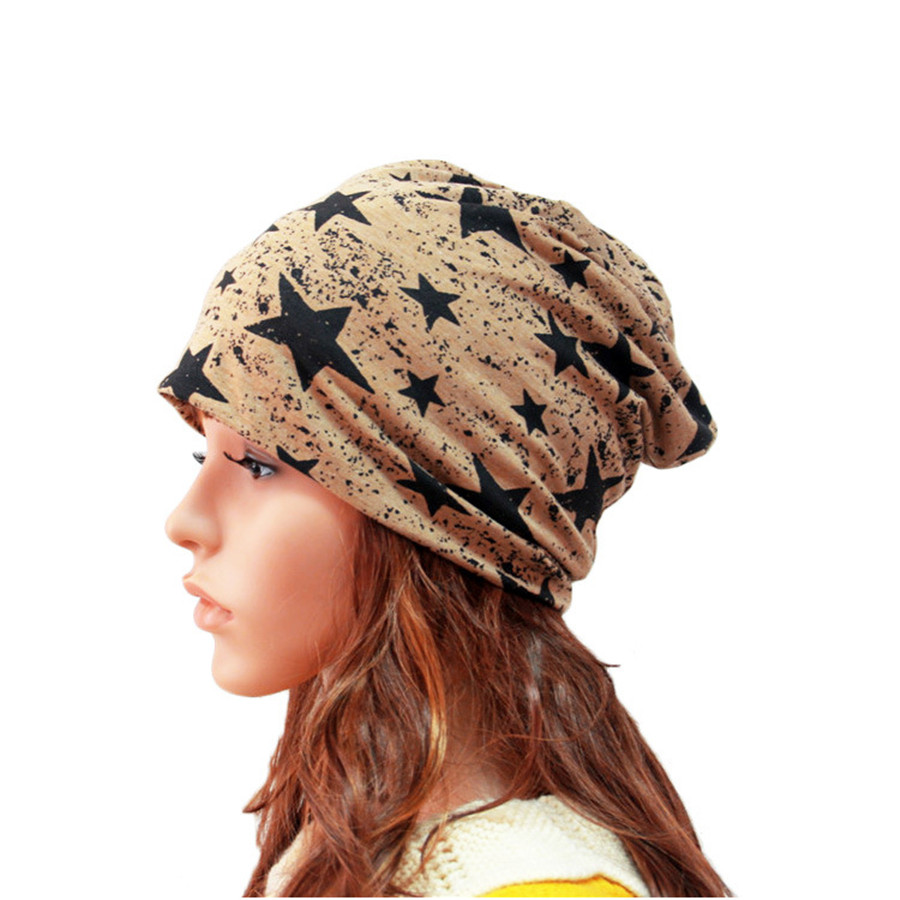 Unisex Women Men Note Five Hip-hop Baggy Beanie Hat Cool Dance Cotton Blend Cap(China (Mainland))