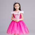 New Princess Dress Children Hallowen Dresses Summer Dress Elsa Dress 2016 Costume Party Princess Princess Aurora