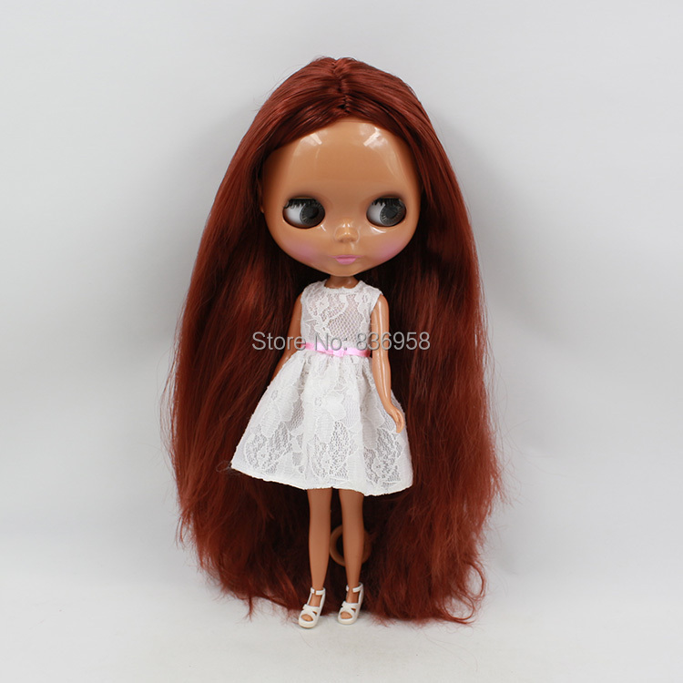Nude Doll For Series No .300BL9388  Long hair White skin Suitable For DIY Change BJD Toy For Girls<br><br>Aliexpress