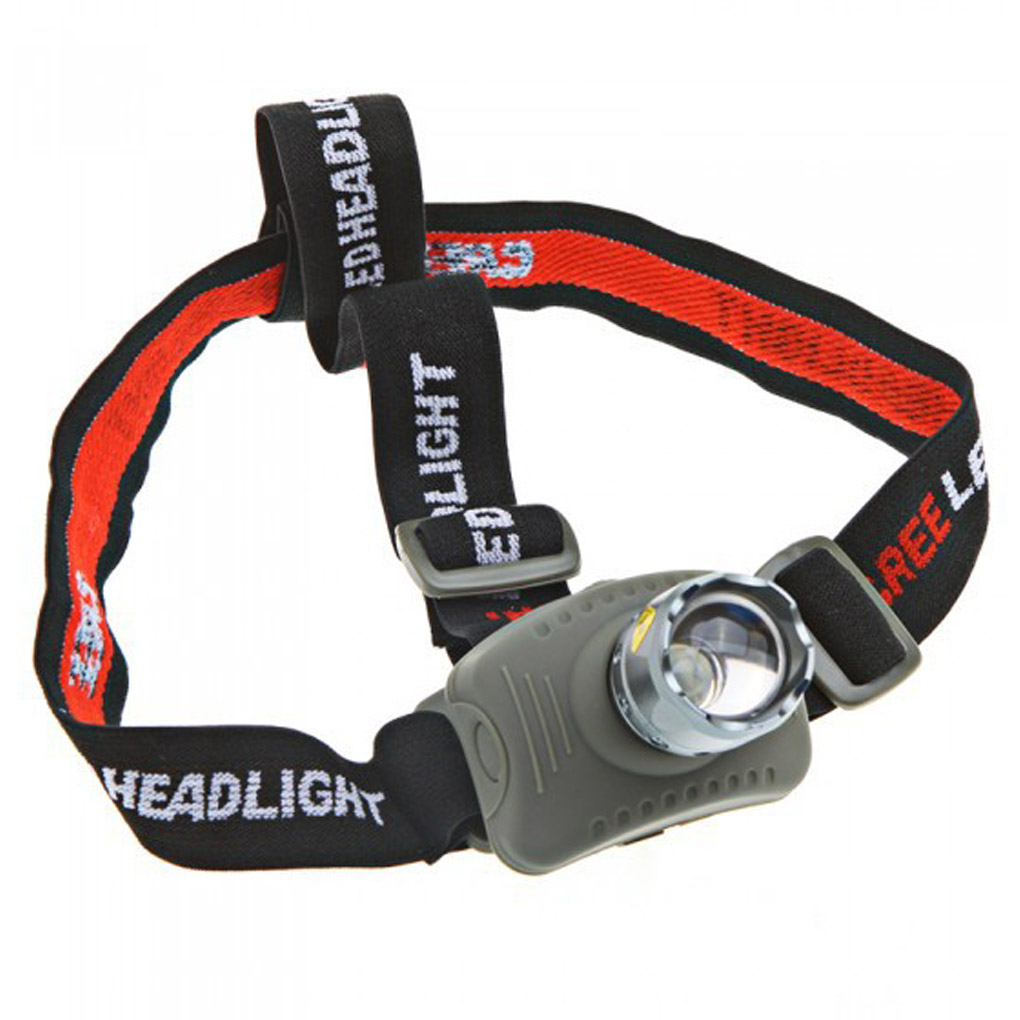 3000 Lumens Zoomable Focus 3 Models LED Headlamp Bright Light Headlight Torch(China (Mainland))