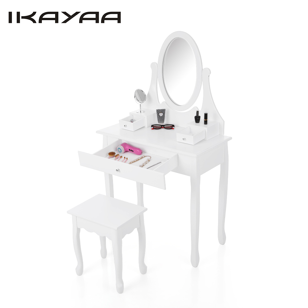 popular white dresser mirror buy cheap white dresser. Black Bedroom Furniture Sets. Home Design Ideas