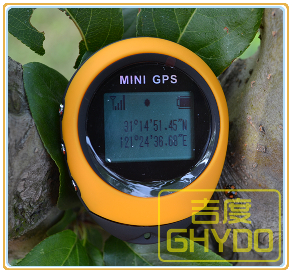 2016 update Handheld Location Finder Mini GPS Receiver Navigation USB Rechargeable with Compass for Outdoor Sport Travel(China (Mainland))