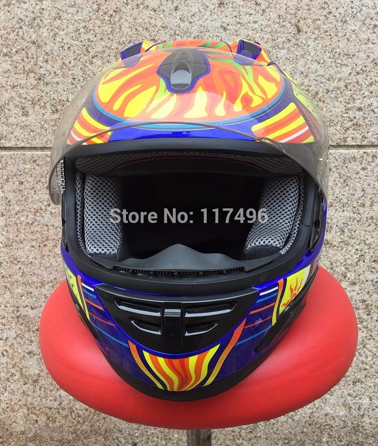 New arrival High quality Valentino Rossi motorcycle helmet MotoGp racing full face helmet motociclistas capacete moto cascos